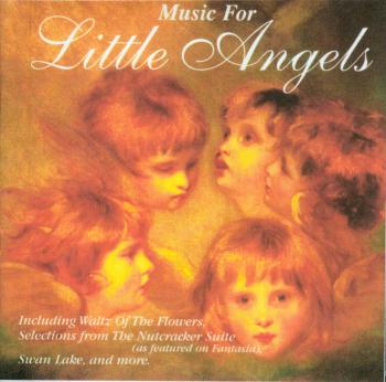 Murdo Mcrae – Music For Little Angels