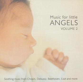 Viva La Musica String Ensemble – Music For Little Angels – Volume 2