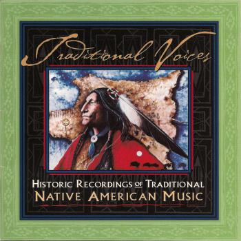 Bert Redd, James Mills, Eddie Box And Mrs. Bert Redd – Traditional Voices – Historic Recordings Of Traditional Native American Music