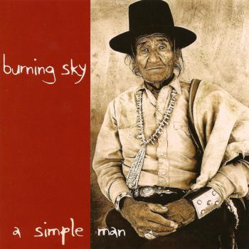 Burning Sky – A Simple Man