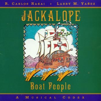 Jackalope And R. Carlos Nakai – Boat People