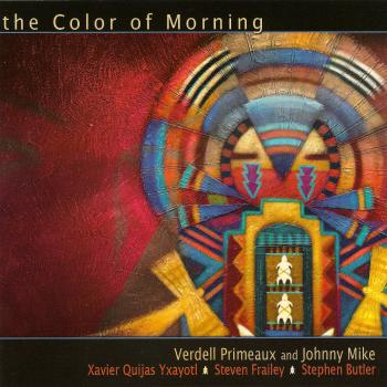 Verdell Primeaux And Johnny Mike Featuring Stephen Butler And Steven Frailey – The Color Of Morning