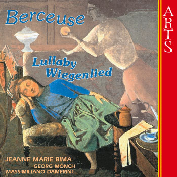 Georg Mönch, Jeanne Marie Bima, Massimiliano Damerini – Berceuse – Lullaby – Wiegenlied